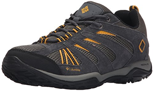 columbia-mens-north-plains-drifter-trail-shoe-charcoal-golden-yellow-12-d-us