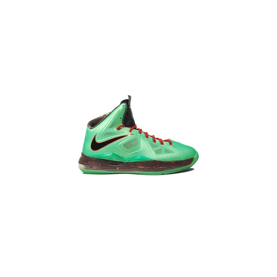 low priced 7aa7d 3a69e Nike LeBron 10 China Cutting Jade (541100 303) (14 D(M)