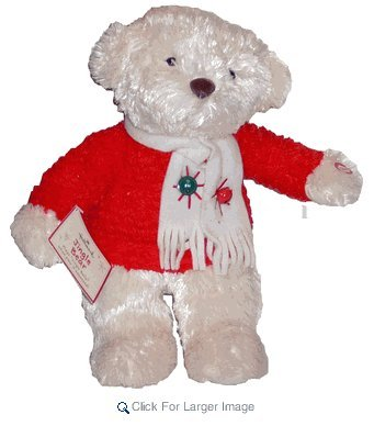 Hallmark Jingle Bear