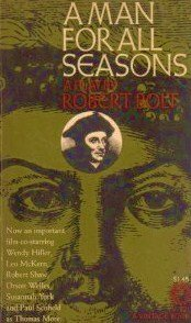 an analysis of the common man in a man for all seasons by robert bolt A man for all seasons has 9,915 ratings and 397 reviews booklady said: politics and the common man a man for all seasons (play) by robert bolt.