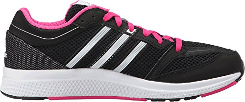 Adidas Performance Women's Mana RC Bounce Running Shoe,Black/Silver/White,8 M US