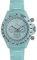 Pearlized Watch Collection - Aqua