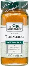 The Spice Hunter Turmeric Ground Organic 16-Ounce Jar