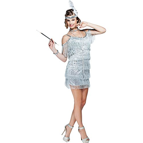 Martini Flapper Girl Adult Costume