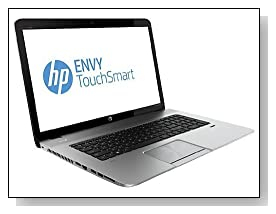 HP ENVY TouchSmart 17-j153cl 17.3 inch Touchscreen Notebook Review