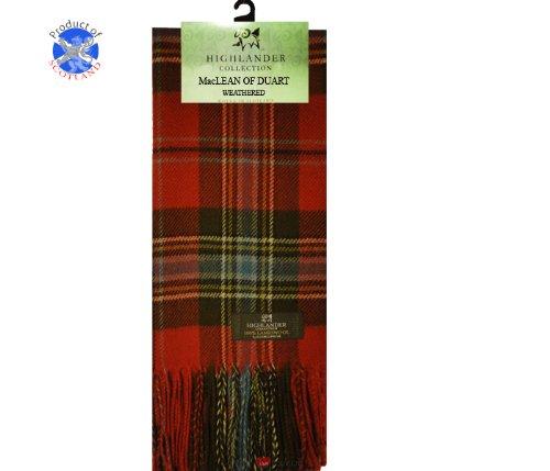 maclean-of-duart-weathered-tartan-echarpe-en-laine-dagneau