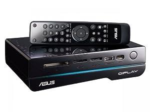 Asus O!Play HD2 - Reproductor Multimedia Full HD (USB 3.0, HDMI), negro