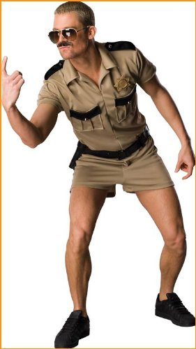 Halloween Costumes Reno 911 Lt Dangle Costume