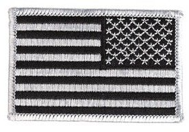 Patch Ecusson Brodé US Army Urban - Thermocollant - Bras Droit - USA Flag - Airsoft - Paintball - Outdoor