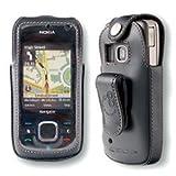 JimThomson leather case Turn-line for Nokia 6210 Navigator