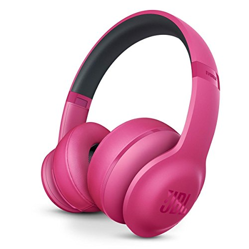 Click to buy JBL Everest 300 Wireless Bluetooth On-Ear Headphones (Pink) - From only $149.99