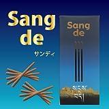 癒しのお香サンディ Sang de(ショート)ステックタイプ 20本入り