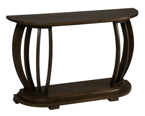 Cheap Cooper Classics 6113 Burton Console Entry Table, Distressed Pecan (B004U04I90)