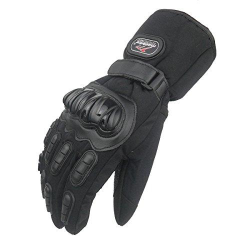 nueva precios más bajos sitio de buena reputación buscar oficial Los 5 mejores guantes de moto de invierno baratos del 2019