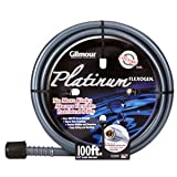 Gilmour 20-58100 20 Series Platinum 5/8-Inch-by-100-Foot 8-Ply Flexogen Hose, Platinum