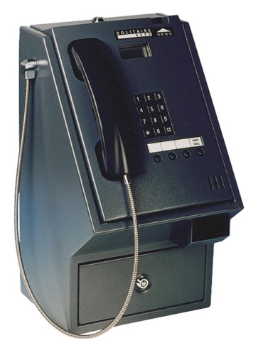 Solitaire 6000 High Security Payphone for Rep Ireland (Euros) image
