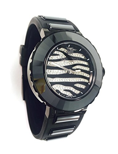 Orologio SWAROVSKI Octea Sport Zebra Nero Ref 5040563