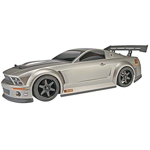 Hpi Racing 112710 Sprint 2 Flux Mustang Gt-R Body Rtr Rc Car