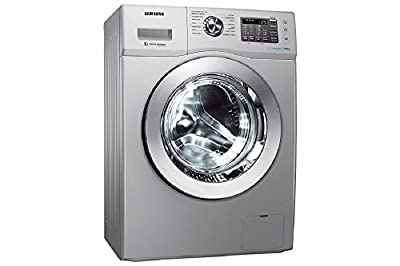 Samsung WF602U0BHSD Fully Automatic Front Loading 6 kg Washing Machine (Silver)