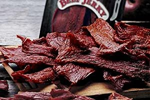 Sweet And Spicy Beef Jerky by New Braunfels Smokehouse