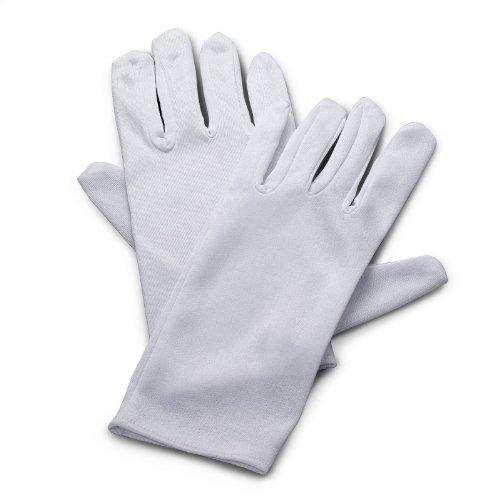 White Gloves (1 Dozen) - Bulk [Toy]