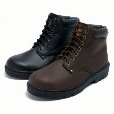 Dickies Super Safety Antrim Boot Black 10