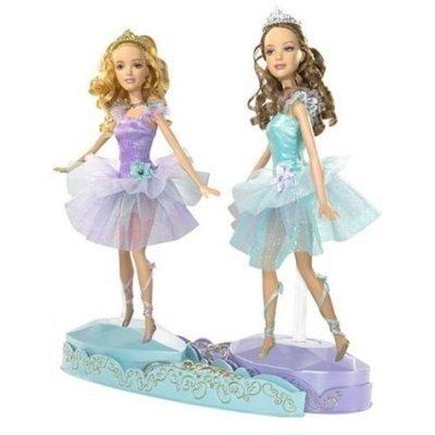 Barbie In The 12 Dancing Princesses: Princess Isla And Princess Hadley