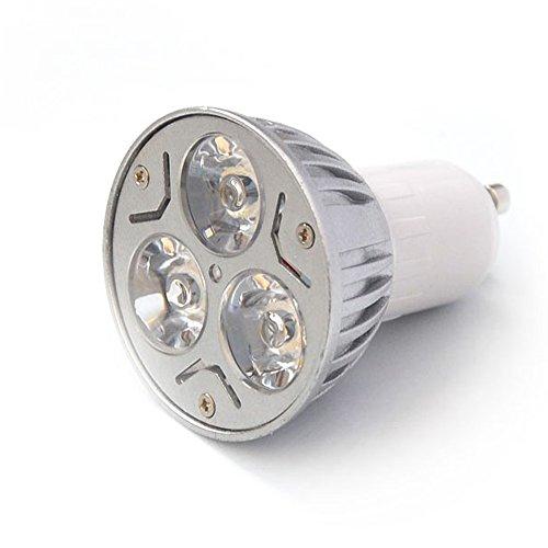 Bloomwin Led Light Bulb Dimmable Led Spot 3W Gu10 Led Light Bulb Dimmable Energy Saving Neutral White
