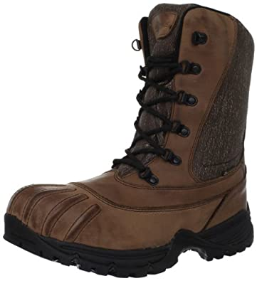 mountrek s nomad tundra snow boot brown