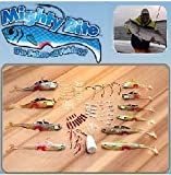 Mighty Bite Fishing Lures Complete Basic Kit