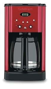 Conair DCC-1200MR 12CUP Programmable Coffeemaker 12 Cup Metallic Red
