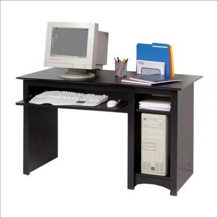 Buy Low Price Comfortable Sonoma Black Computer Desk – Prepac BDD-2948 (B003WR7PCO)