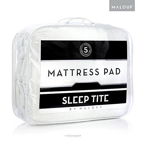 Quilted Mattress Pad - Filled With Gelled Microfiber - King front-985656