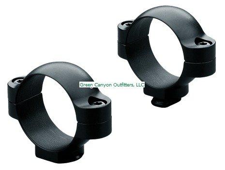 Leupold Std Rifle Scope Ring, 1In, Super High, Gloss 49906