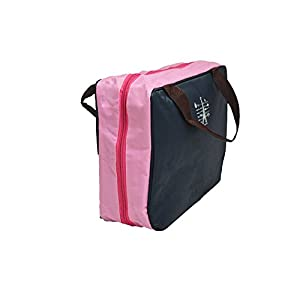 Packnbuy Travel Partition Bag NAVY BLUE Lightweight, Portable and Compact Partion best for for holding laptops, tablets, cosmetics, clothes, documents, flip flops and more