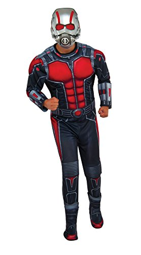 Rubie's Costume Co Men's Ant-Man Deluxe Costume