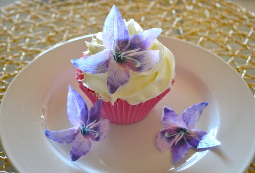 Edible Cake Flowers Australia