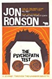 The Psychopath Test (1447235215) by Ronson, Jon