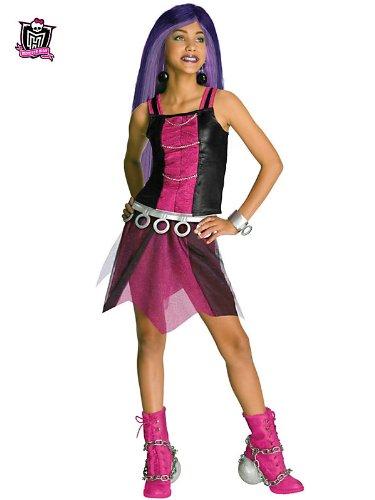 [Monster High - Spectra Vondergeist Child Costume Size Medium (8-10)] (Spectra Costumes)