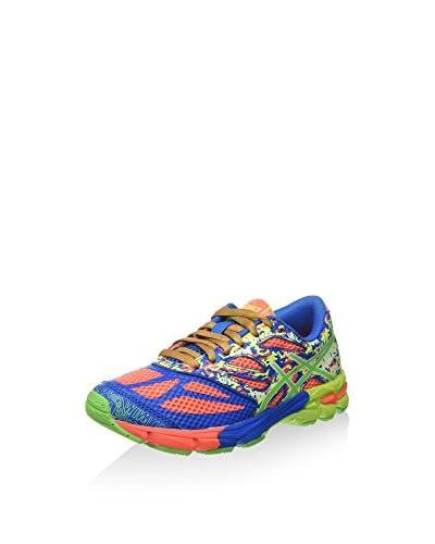 Asics Zapatillas de Running Gel-Noosa Tri 10 Gs Coral / Turquesa / Rosa