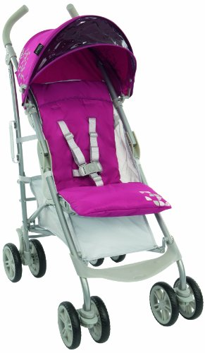 Graco Nimbly Stroller (Plum, 6 - 36 Months)