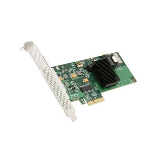 LSI Logic LSI00190 MegaRAID SAS 9211-4i 4Port 256MB 6Gb/s Single Controller Card megaraid sas 9240 8i 6gb sas array card raid5 box 100% tested perfect quality