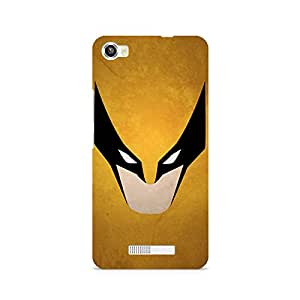Mobicture Where's my banana Premium Printed Case For Lava Iris X8