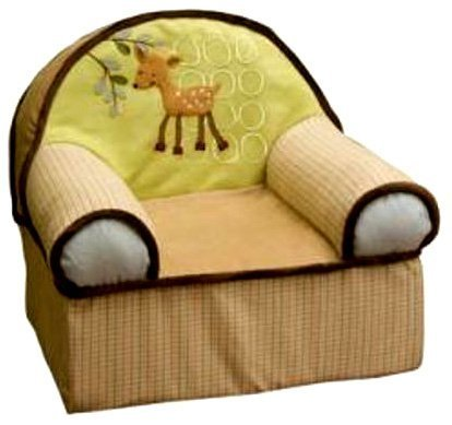 Lambs and Ivy Enchanted Forest Slip Cover Chair
