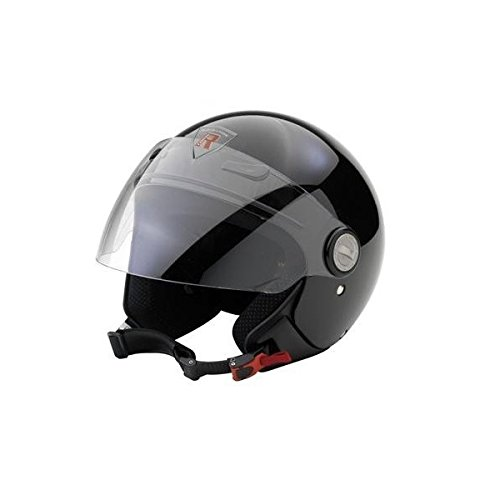 Bottari Moto 64123 Casque Frontera, Noir, Taille : XL