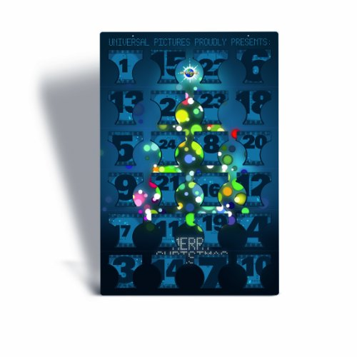 DVD Adventskalender (Limited Edition) [24 DVDs]