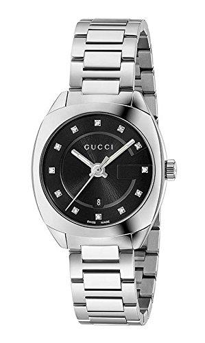 Gucci YA142504 GG2570 Diamond Small Quartz Reloj Mujer