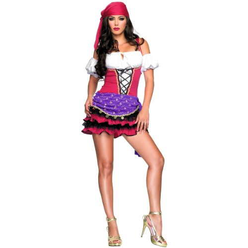 Crystal Ball Gypsy - Medium/Large - Dress Size 8-14
