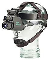 Night Optics USA D-112MG Generation 1+ Night Vision Mono Goggle.