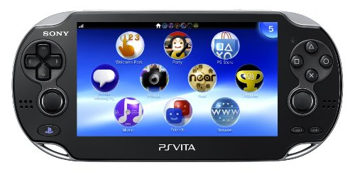 Console Playstation Vita Wifi